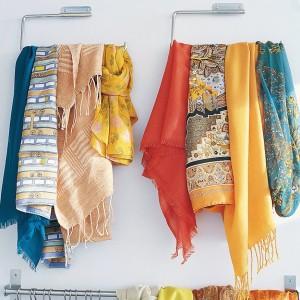 scarf and belt closet orgainzer
