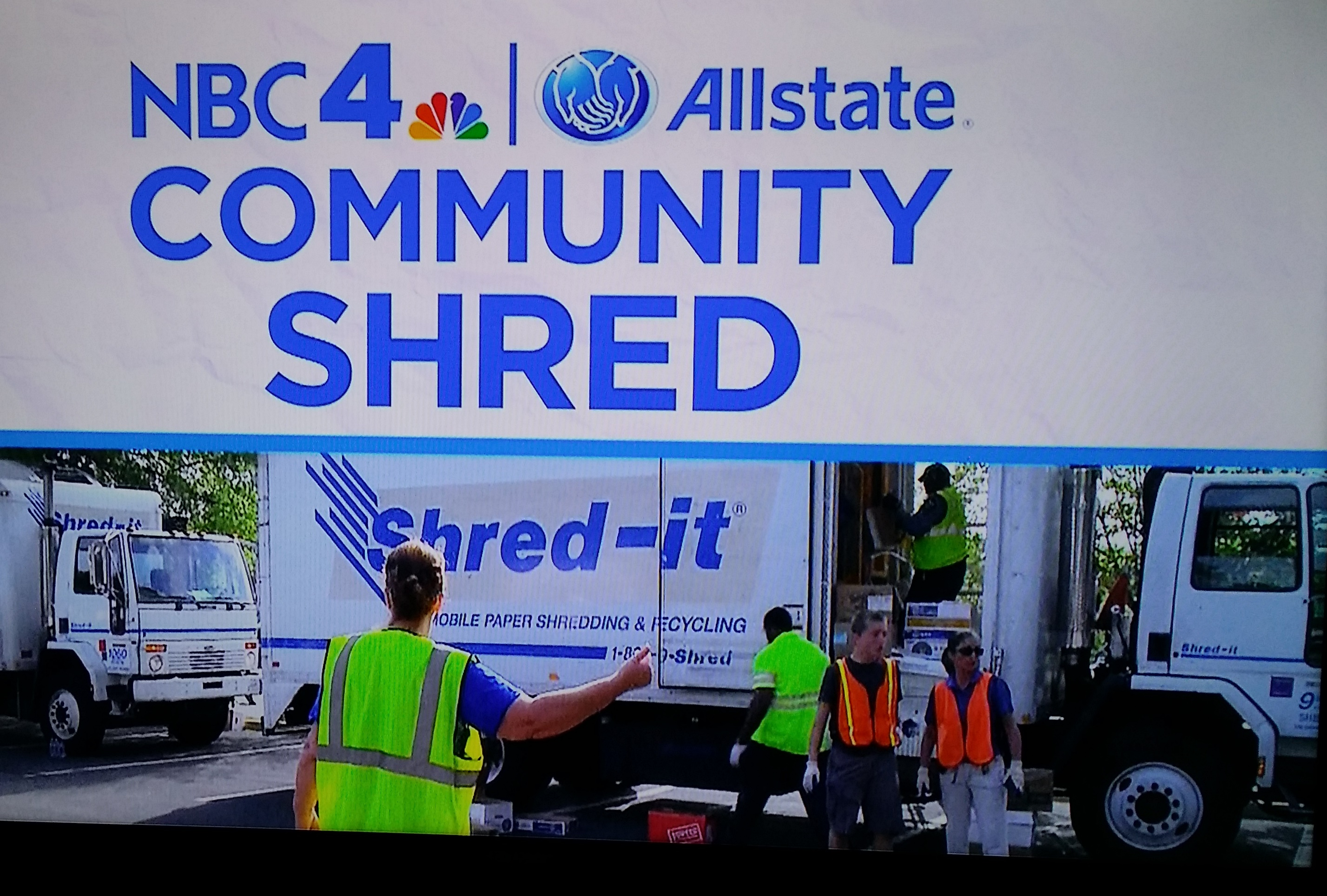 Free Maryland shredding event, Prince George's County free shred